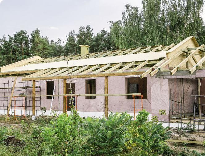 dom z keramzytu