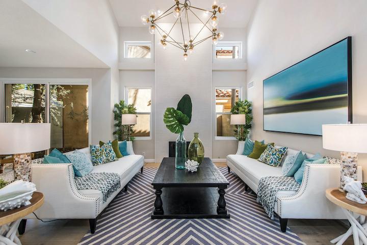 przykład ulepszania wyglądu mieszkania