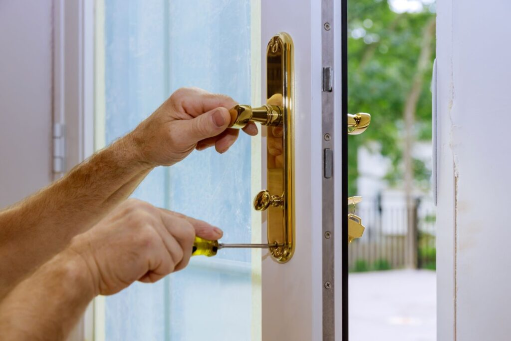montaż drzwi zewnętrznych, drzwi zewnętrzne